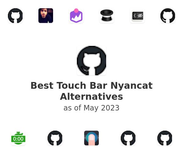 Best Touch Bar Nyancat Alternatives