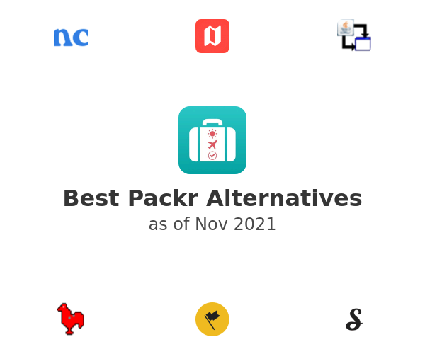 Best Packr Alternatives