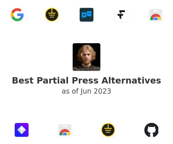 Best Partial Press Alternatives