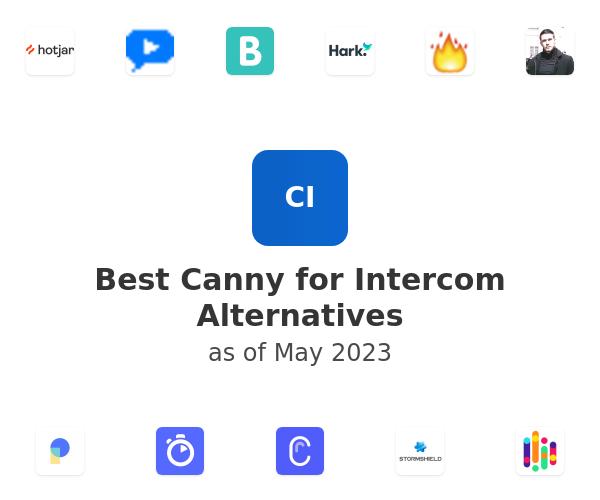 Best Canny for Intercom Alternatives