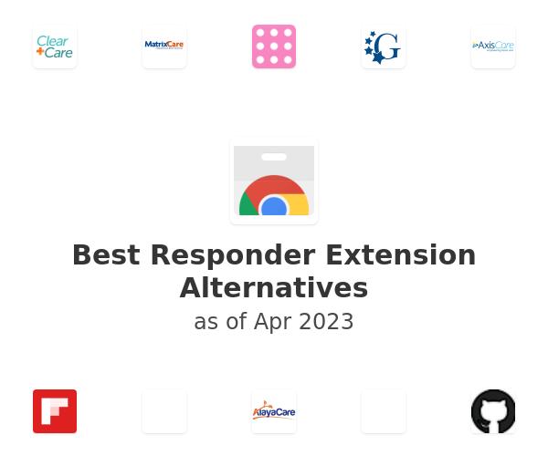 Best Responder Alternatives