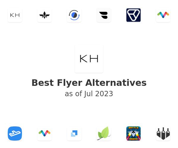 Best Flyer Alternatives