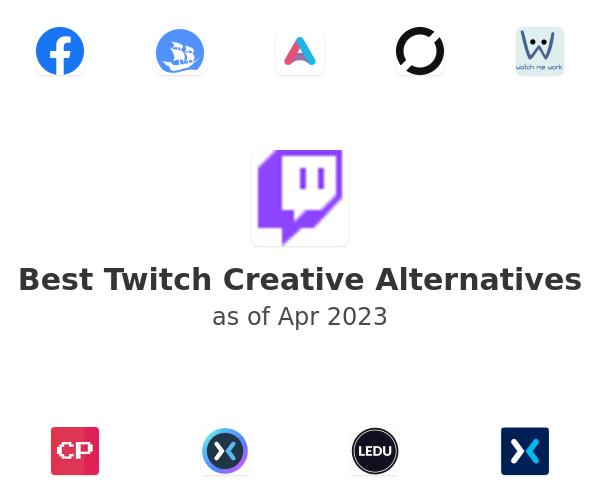 Best Twitch Creative Alternatives