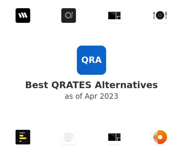 Best QRATES Alternatives