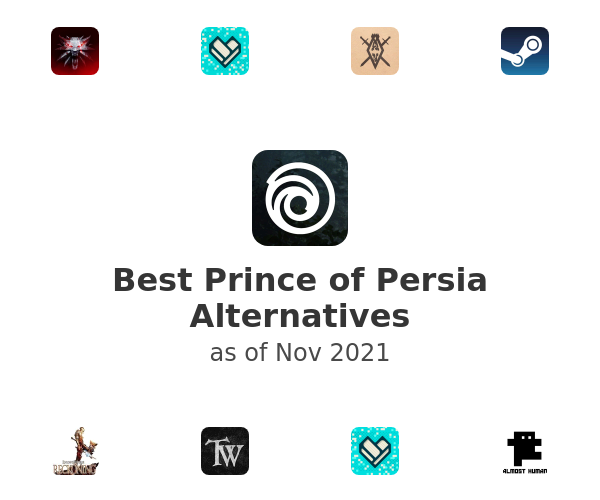Best Prince of Persia Alternatives