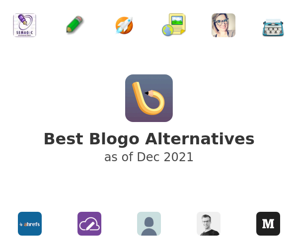 Best Blogo Alternatives
