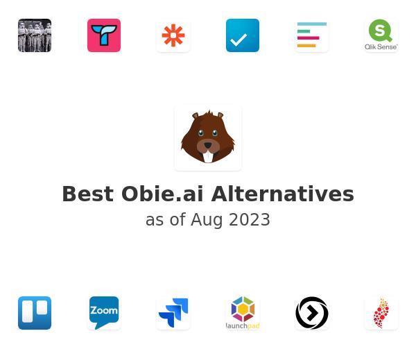 Best Obie.ai Alternatives