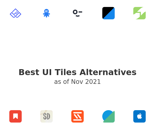 Best UI Tiles Alternatives