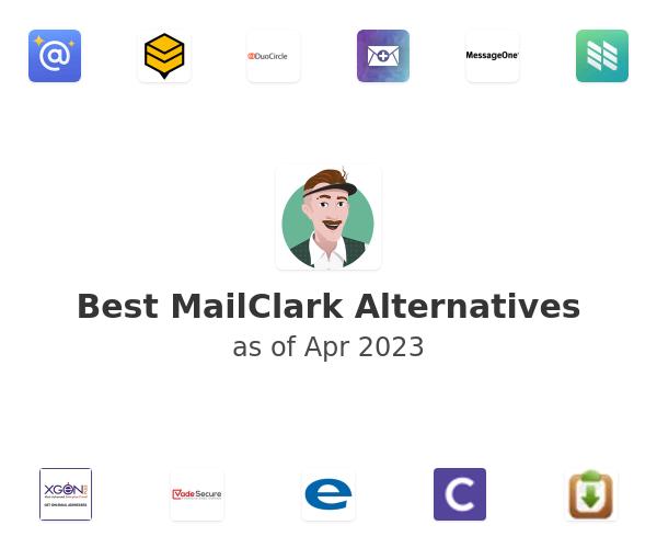 Best MailClark Alternatives