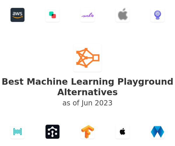 Best Machine Learning Playground Alternatives