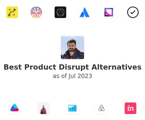 Best Product Disrupt Alternatives