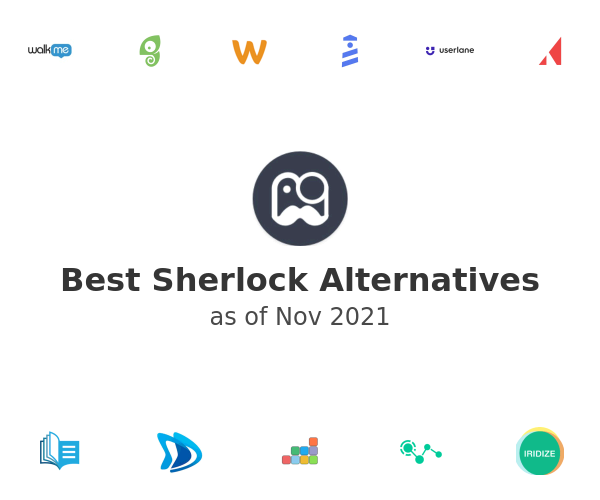 Best Sherlock Alternatives