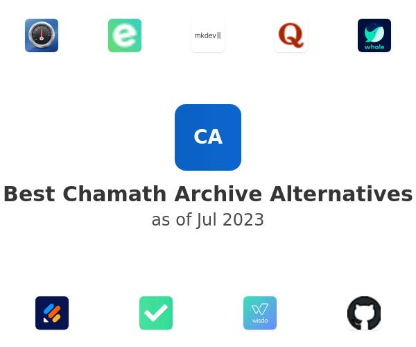 Best Chamath Archive Alternatives