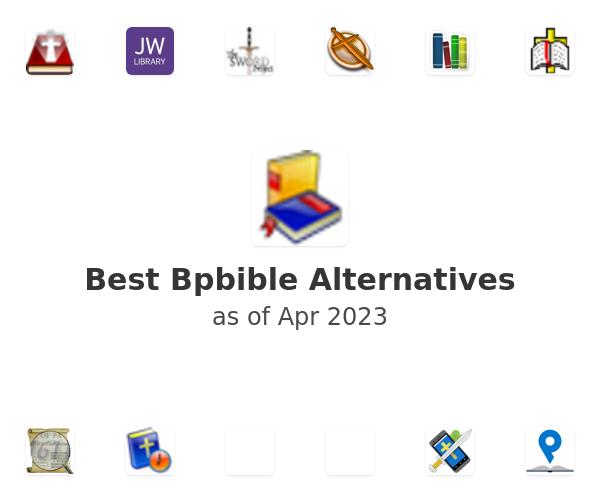 Best Bpbible Alternatives