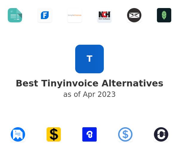 Best Tinyinvoice Alternatives