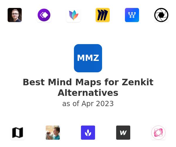Best Mind Maps for Zenkit Alternatives