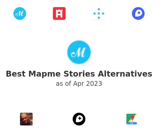 Best Mapme Stories Alternatives
