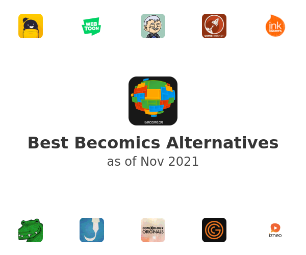 Best Becomics Alternatives