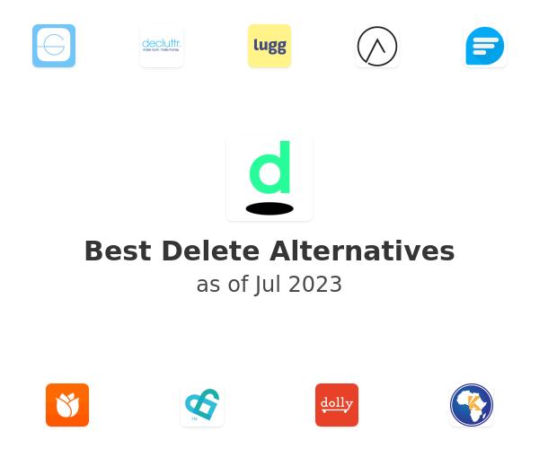 Best Delete Alternatives
