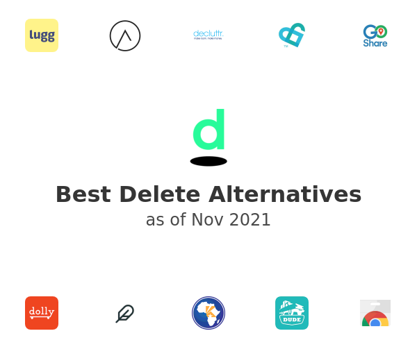 Best Delete Alternatives