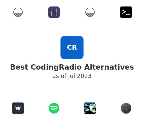 Best CodingRadio Alternatives