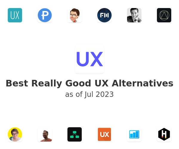 Best Really Good UX Alternatives
