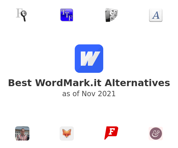 Best WordMark.it Alternatives