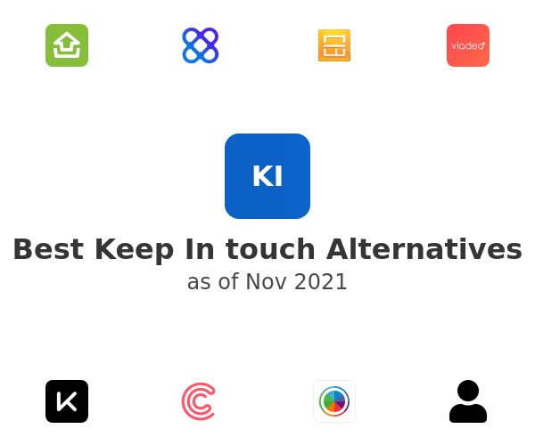 Best Keep In touch Alternatives