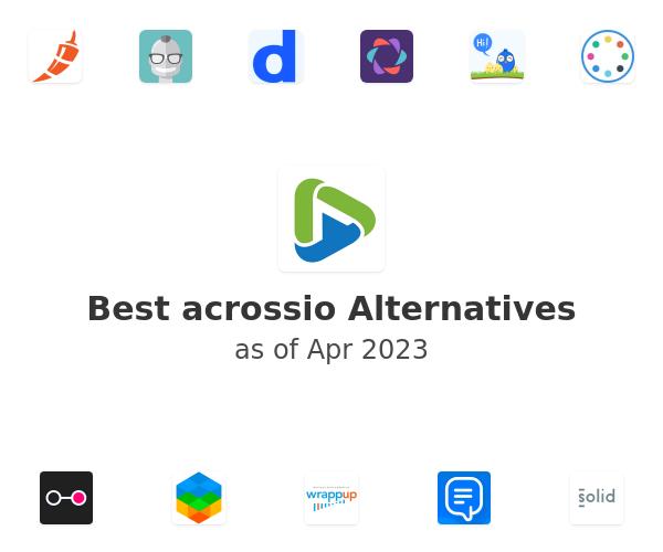 Best acrossio Alternatives