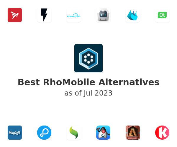 Best RhoMobile Alternatives