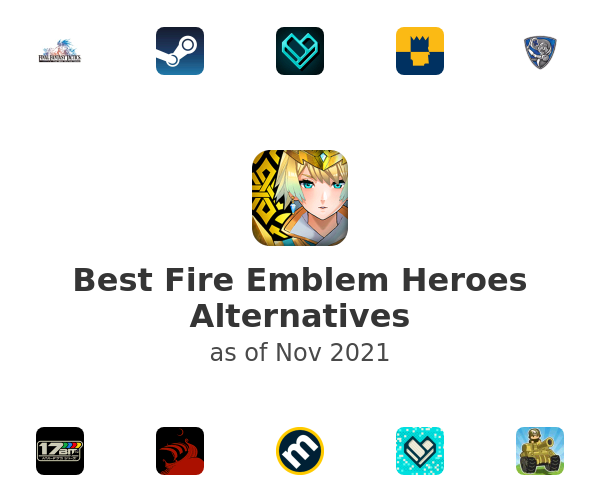 Best Fire Emblem Heroes Alternatives