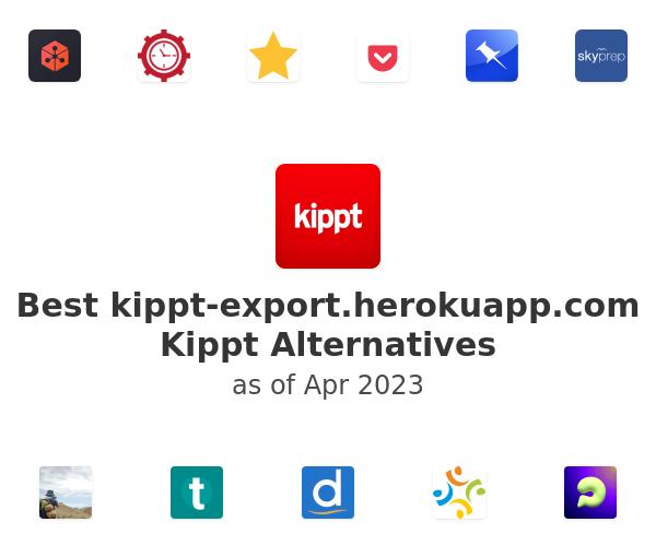 Best Kippt Alternatives