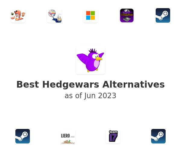 Best Hedgewars Alternatives