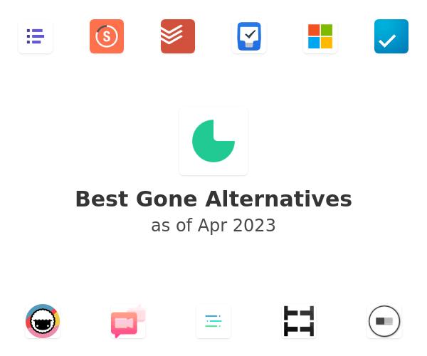 Best Gone Alternatives