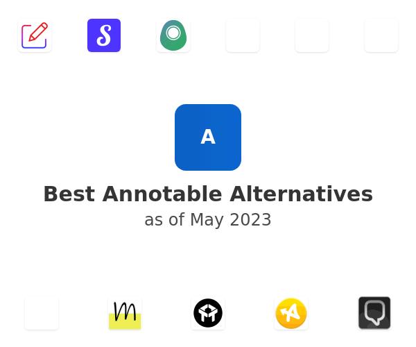 Best Annotable Alternatives