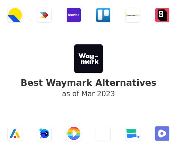 Best Waymark Alternatives