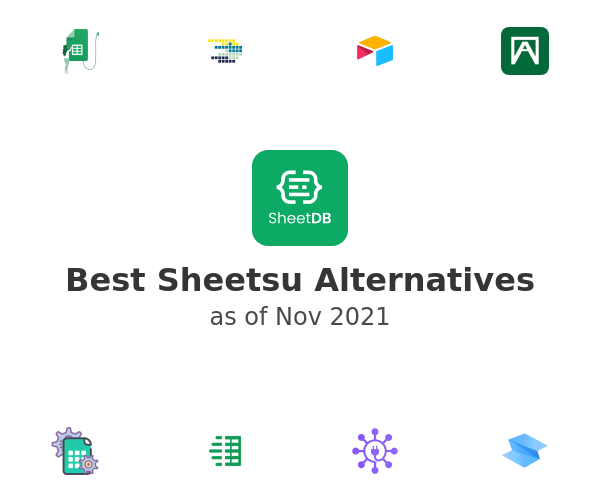 Best Sheetsu Alternatives