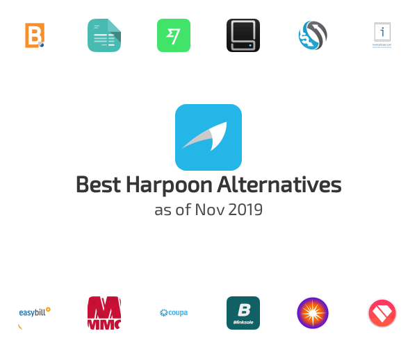 Best Harpoon Alternatives