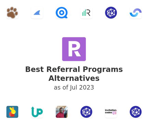 Best Referral Programs Alternatives