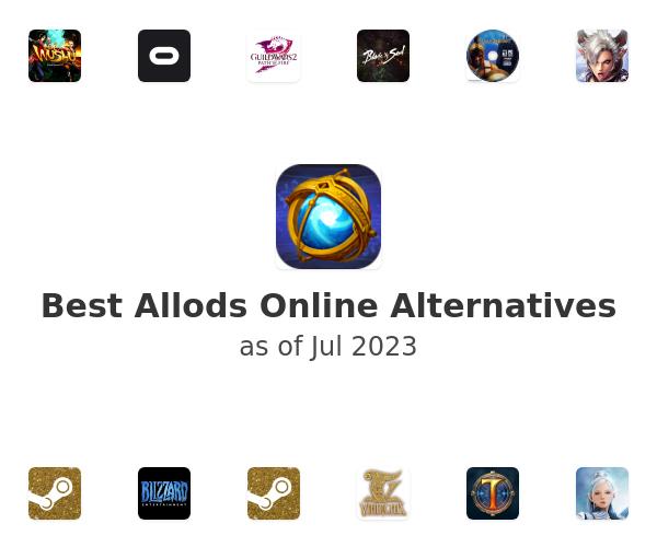 Best Allods Online Alternatives