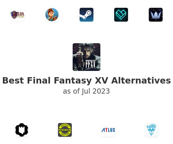 Best Final Fantasy XV Alternatives