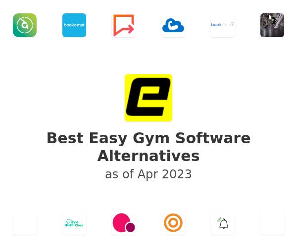 Best Easy Gym Software Alternatives