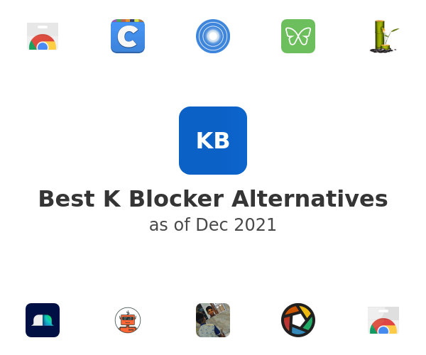 Best K Blocker Alternatives