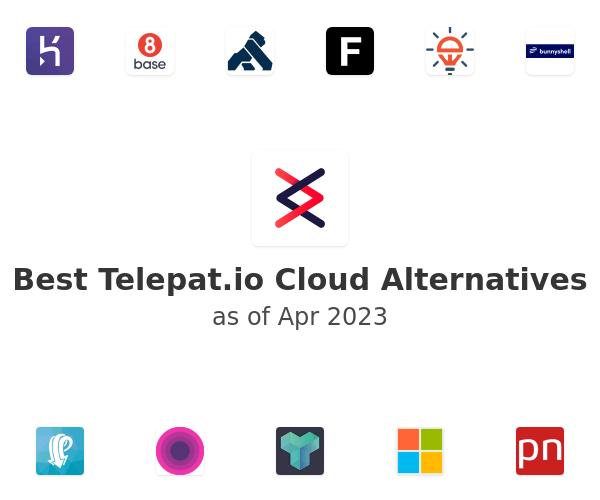 Best Telepat.io Cloud Alternatives