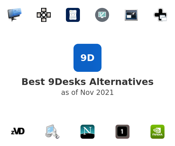 Best 9Desks Alternatives