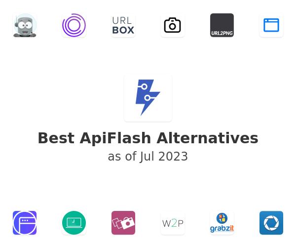 Best ApiFlash Alternatives
