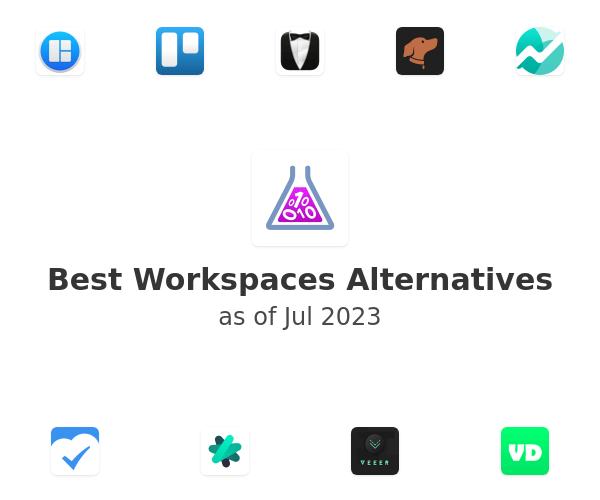 Best Workspaces Alternatives