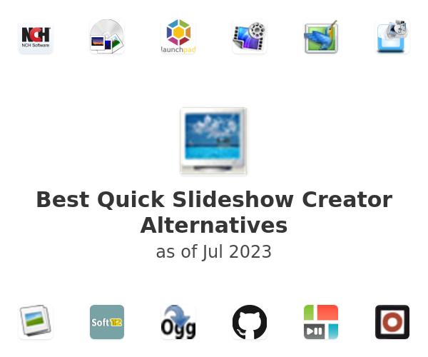 Best Quick Slideshow Creator Alternatives