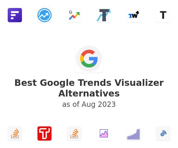 Best Google Trends Visualizer Alternatives