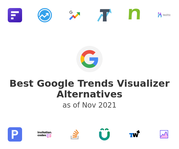 Best Google Trends Visualizer Alternatives